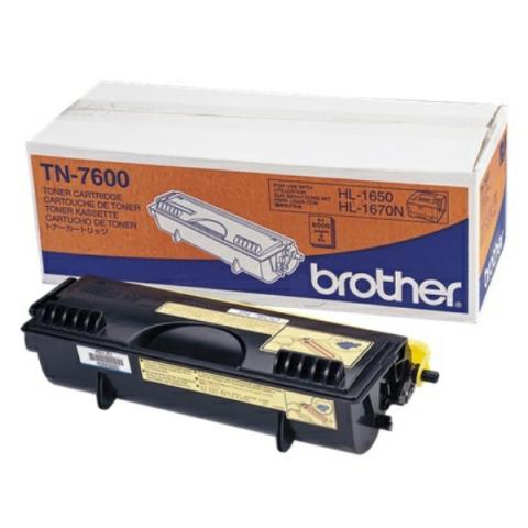 Brother TN-7600 Toner f�r ca. 6.500 Seiten
