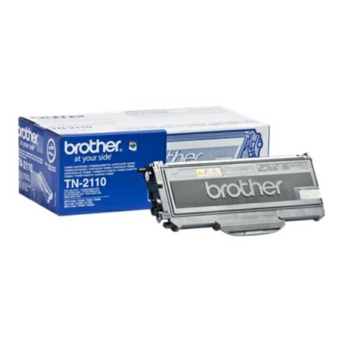 Brother TN-2110 Toner für 1.500 Seiten für MFC