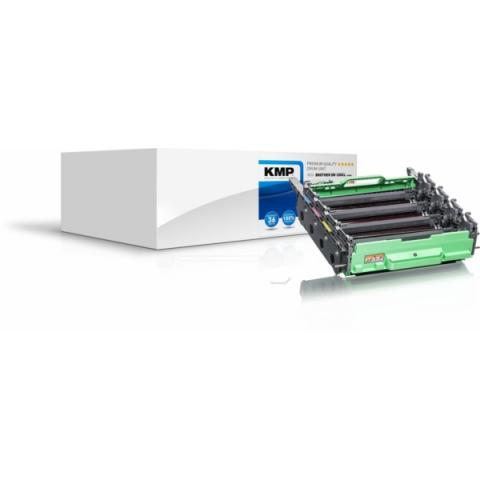 KMP Toner, recycelt, ersetzt DR320CL für