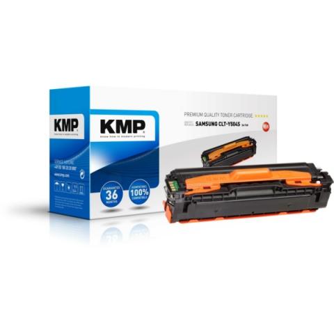 KMP Toner ersetzt CLT-Y504S für Samsung