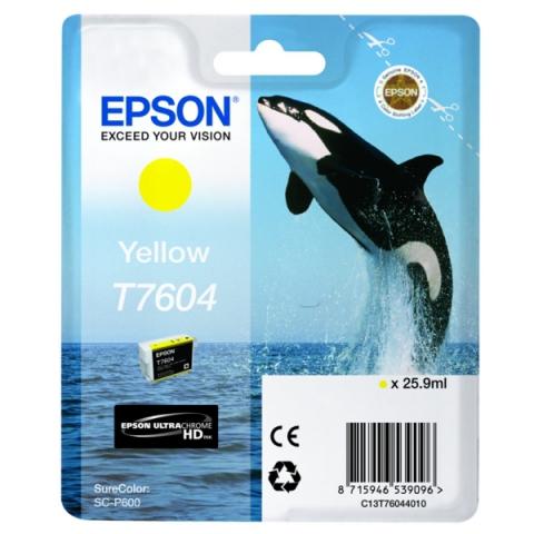 Epson C13T76044010 Druckerpatrone original mit