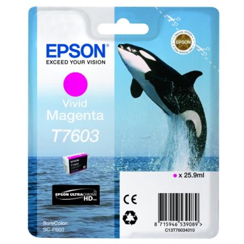 Epson C13T76034010 Druckerpatrone original mit