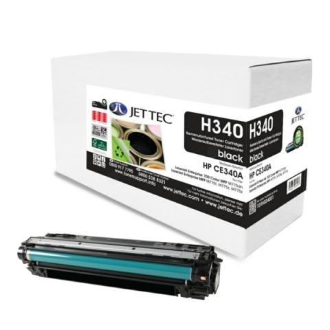 Jettec Toner, recycelt für HP im Multipack für