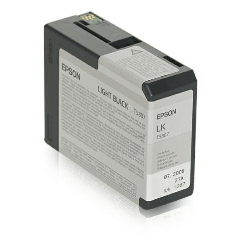 Epson T580700 original Druckerpatrone f�r
