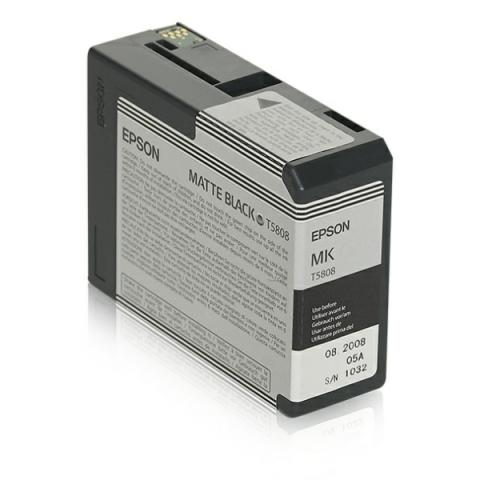 Epson T580800 original Druckerpatrone für