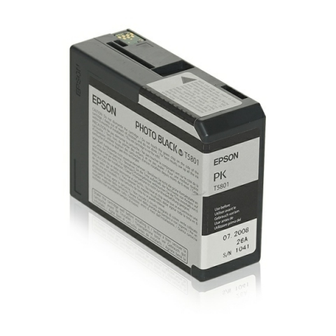Epson T580100 original Druckerpatrone f�r