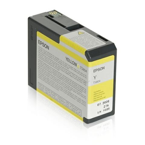 Epson T580400 original Druckerpatrone für