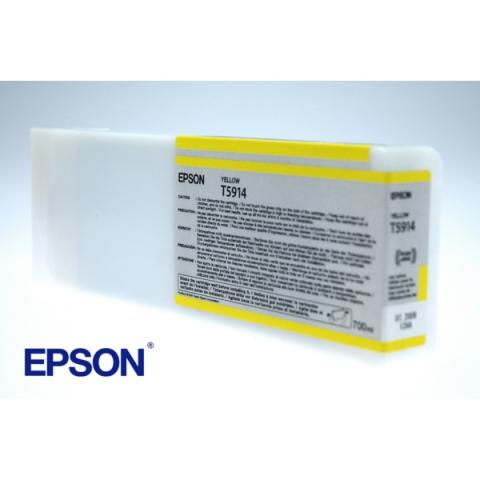 Epson T591400 original Druckerpatrone für