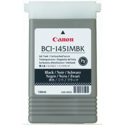 Canon Tintenpatrone BCI1451MBK , 0175 B 001 ,