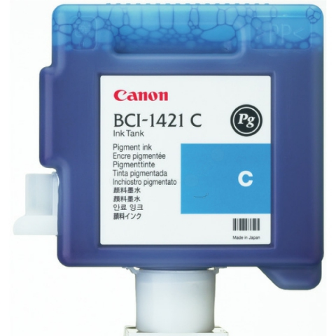 Canon Tintenpatrone BCI1421C für Plotter, Inhalt