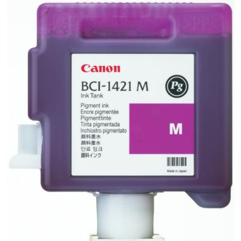 Canon Tintenpatrone BCI1421M für Plotter, Inhalt