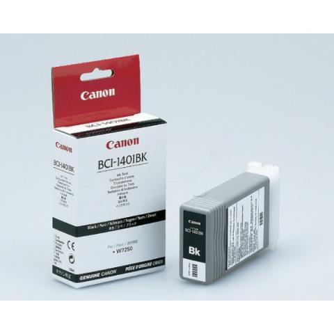 Canon Druckerpatrone original BCI1401BK für