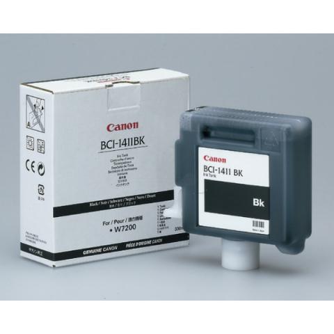 Canon Tintenpatrone BCI1411BK für Plotter mit
