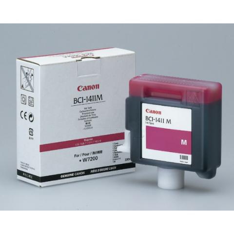 Canon Tintenpatrone BCI1411M für Plotter mit