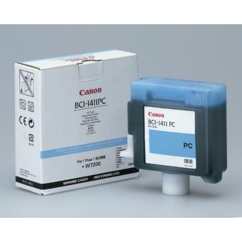 Canon Tintenpatrone BCI1411PC für Plotter mit
