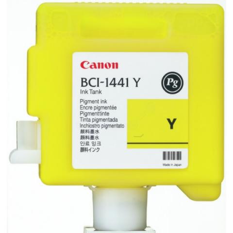 Canon Tintenpatrone, Druckerpatrone BCI1441Y für