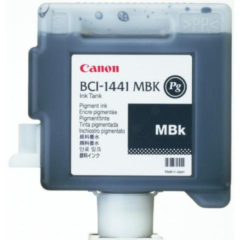 Canon Tintenpatrone, Druckerpatrone BCI1441MBK