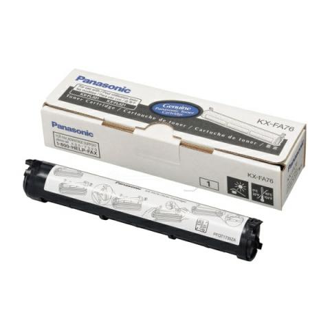 Panasonic KXFA76X original Toner -Kit KX-FA 76