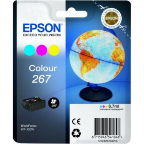 Epson C13T26704010 Tintenpatrone original T267