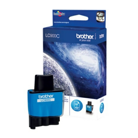 Brother LC900C Tintenpatrone für ca. 400 Seiten