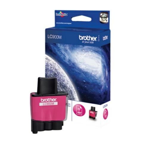 Brother LC900M Tintenpatrone mit einer