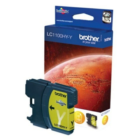 Brother LC1100HYY High Capacity Druckerpatrone