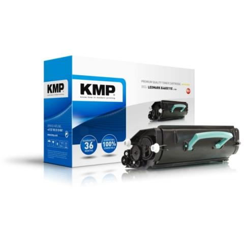 KMP Laserkartusche ersetzt E460X11E für Lexmark