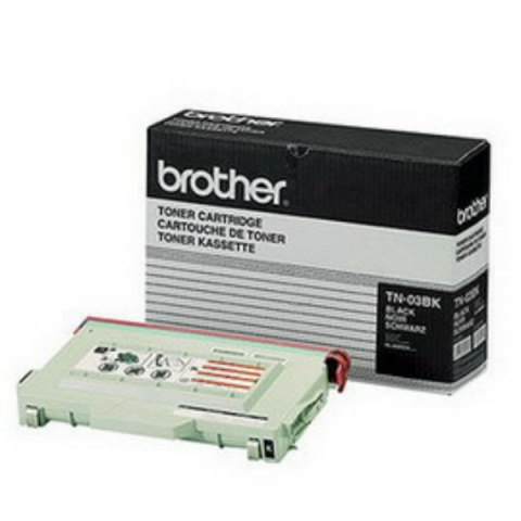 Brother TN-03BK Toner für HL 2600 schwarz