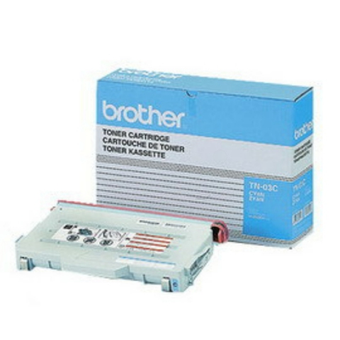 Brother TN-03C Toner f�r HL 2600 cyan