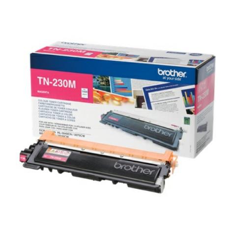 Brother TN-230 M Toner für ca. 1.400 Seiten für