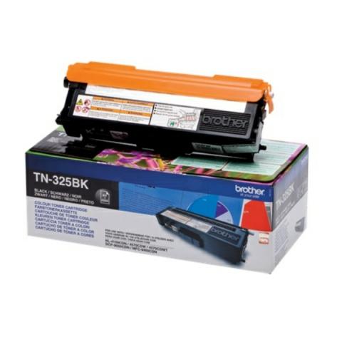Brother TN-325BK Toner f�r f�r ca. 4000 Seiten