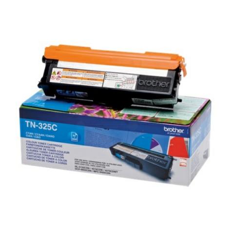 Brother TN-325C Toner für für ca. 3500 Seiten