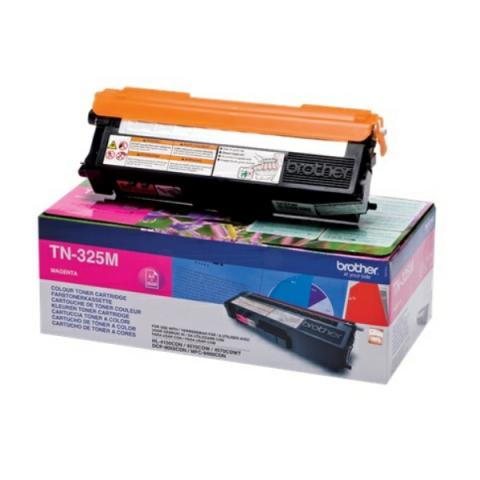 Brother TN-325M Toner für für ca. 3500 Seiten