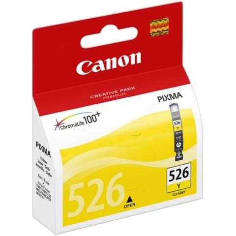 Canon CLI-526Y Druckerpatrone mit 9 ml