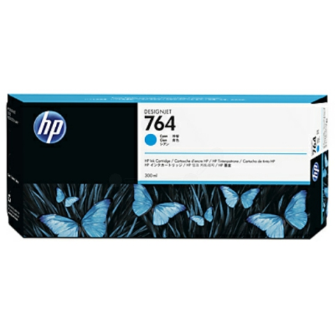 HP C1Q13A HP 764 Druckerpatrone mit 300 ml