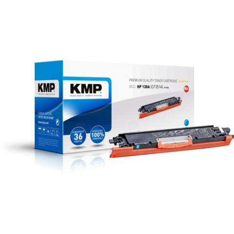 KMP Toner, ersetzt HP 130A (CF351A) für HP Color