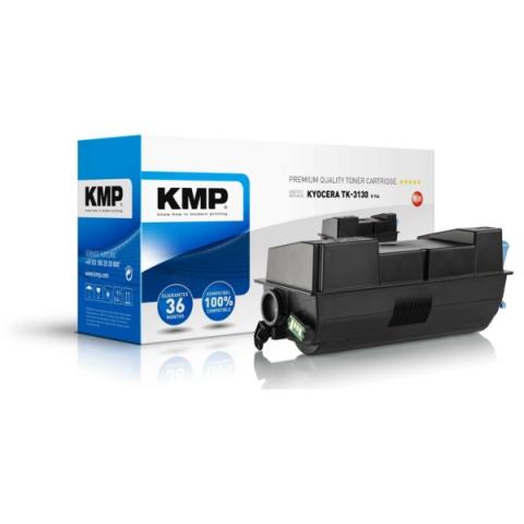 KMP Toner, recycelt, für Kyocera
