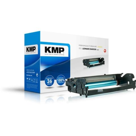KMP Bildtrommel, ersetzt E260X22G für Lexmark