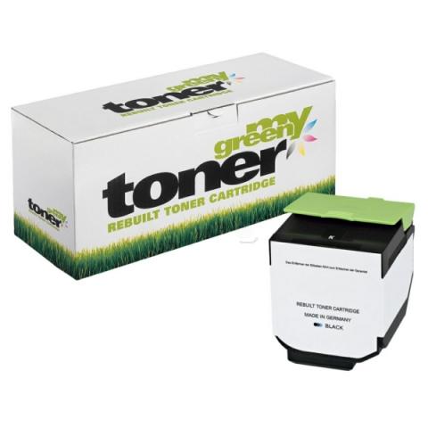 My Green Toner Toner ersetzt 80C2SK0, passend