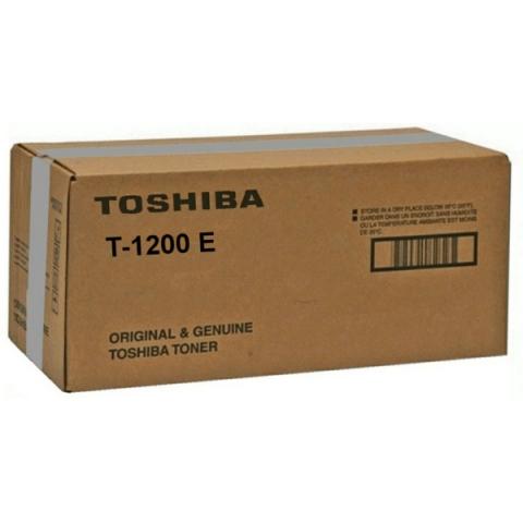 Toshiba Toner T-1200E f�r ca. 6.500 Seiten,