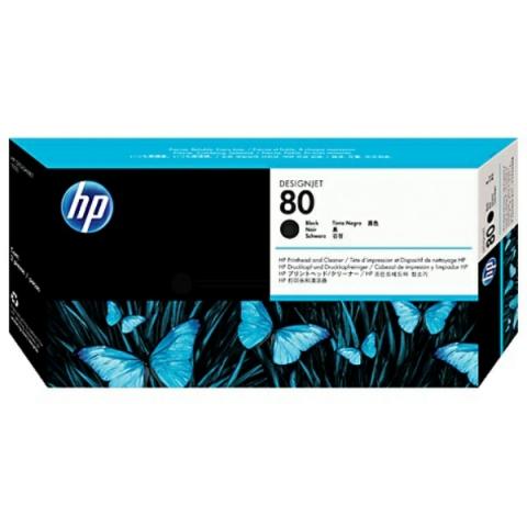 HP C4820A Druckkopf N0 80 f�r HP Designjet 1050C