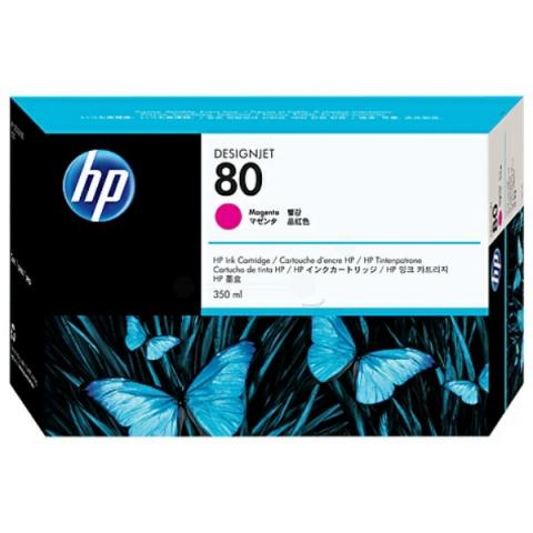 HP C4847A Tintenpatrone N0 80 HC für Designjet