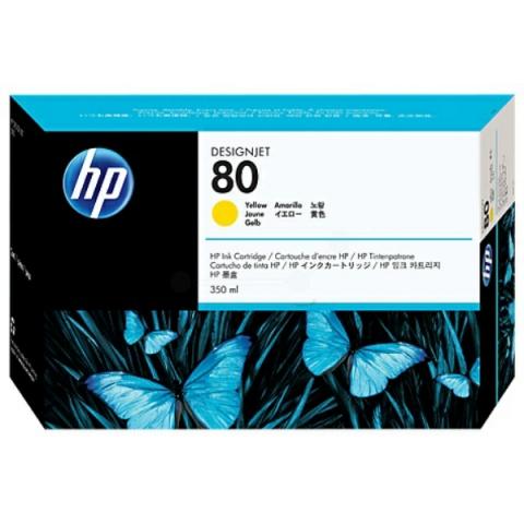 HP C4848A Tintenpatrone N0 80 HC für HP