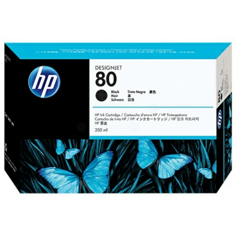 HP C4871A Tintenpatrone N0 80 HC f�r HP