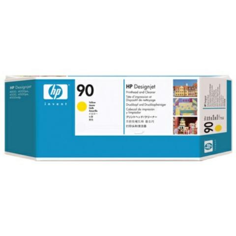 HP C5057A Druckkopf (No.90) + Druckkopfreiniger