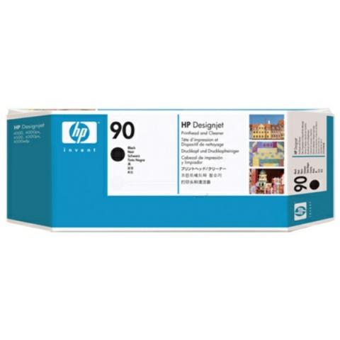 HP C5054A Druckkopf (No.90) + Druckkopfreiniger