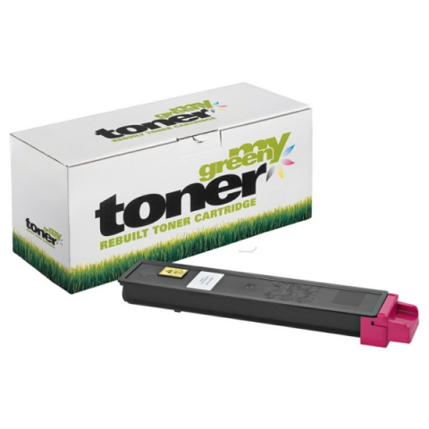 My Green Toner Toner ersetzt TK-8315M, passend