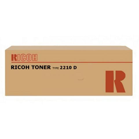 Ricoh 885053 original Toner TYPE 2210D, für