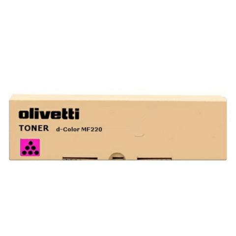 Olivetti B0856 Toner, original mit einer