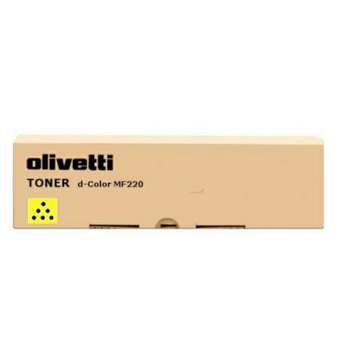 Olivetti B0855 Toner, original mit einer